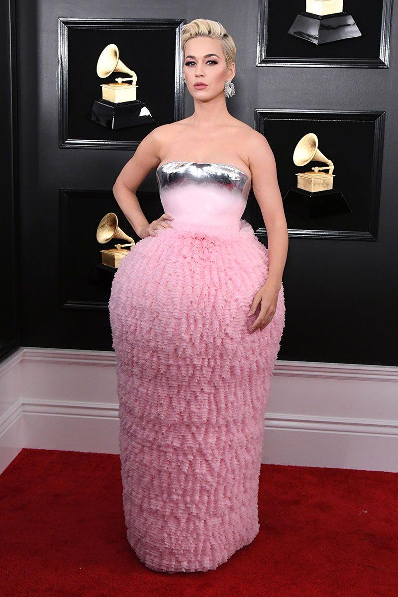 Grammys 2019 red carpet