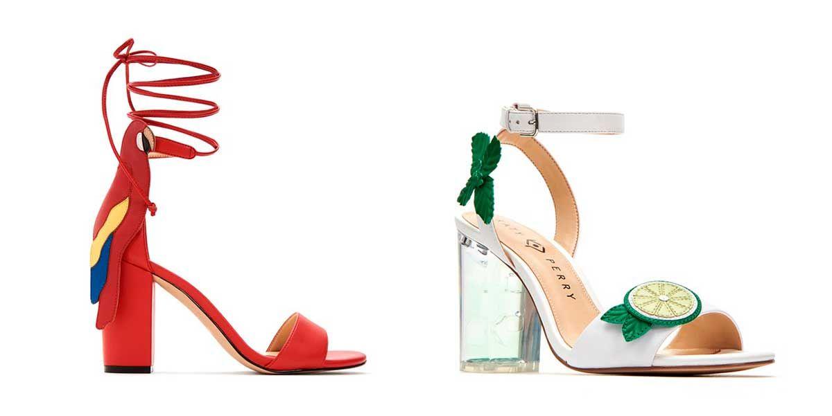Katy Perry colección sandalias