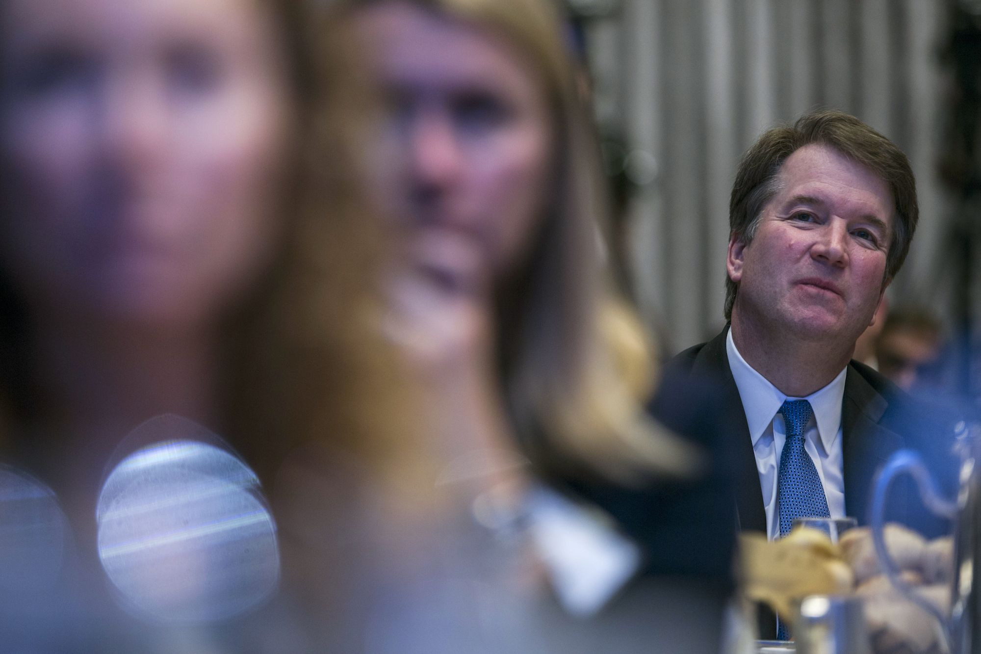 I Don't Mean to Shock You, But It Appears Brett Kavanaugh Is a Truthless Scoundrel