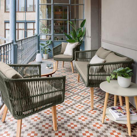 los balcones de kave home