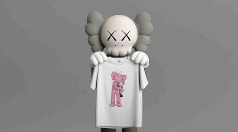 Kaws, T-shirt, UT, Uniqlo, Uniqlo x Kaws聯名, 托特包