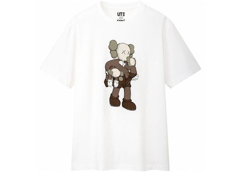 9a218b26e One of the Uniqlo t-shirts that sold out almost-immediately
