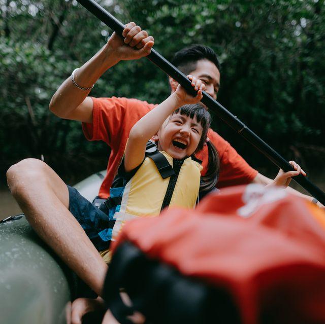 staycation ideas kayaking