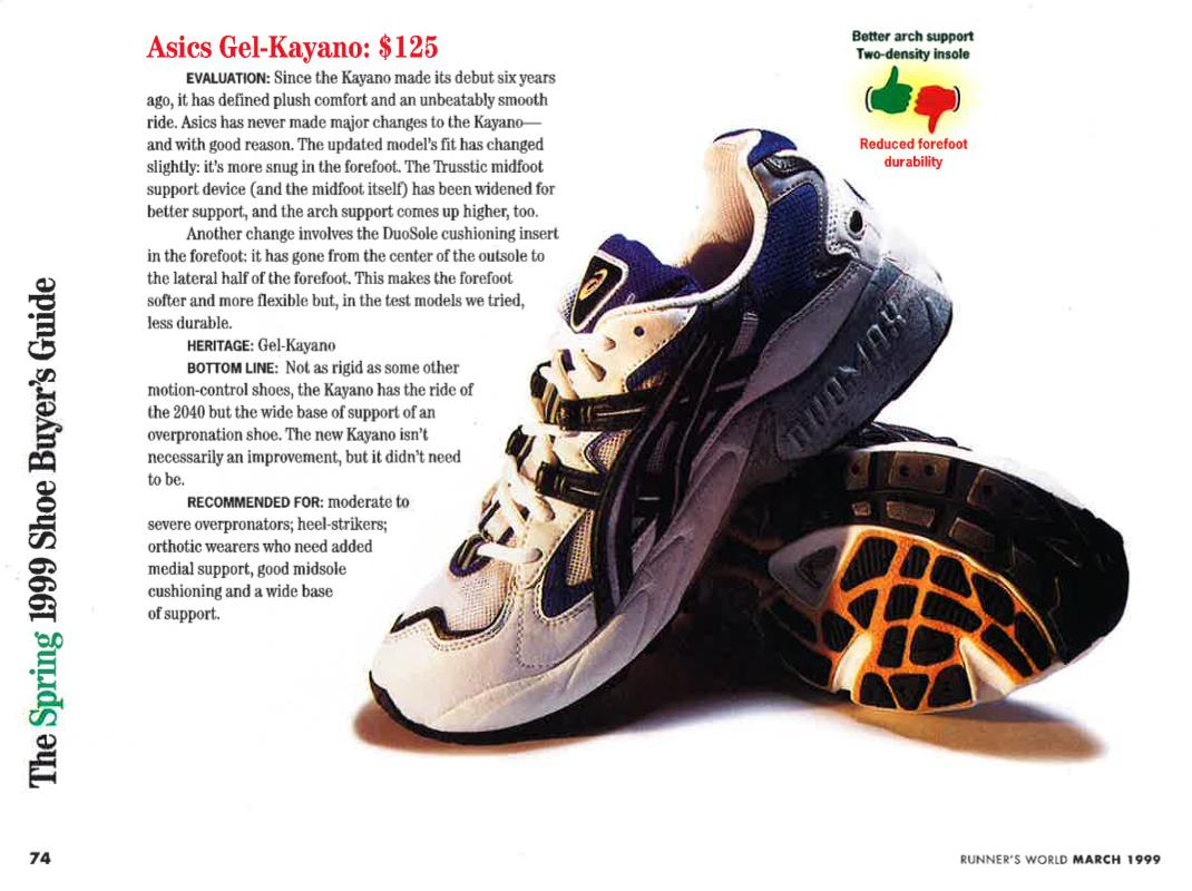 Asics Gel-Kayano 5 OG   Shoe releases