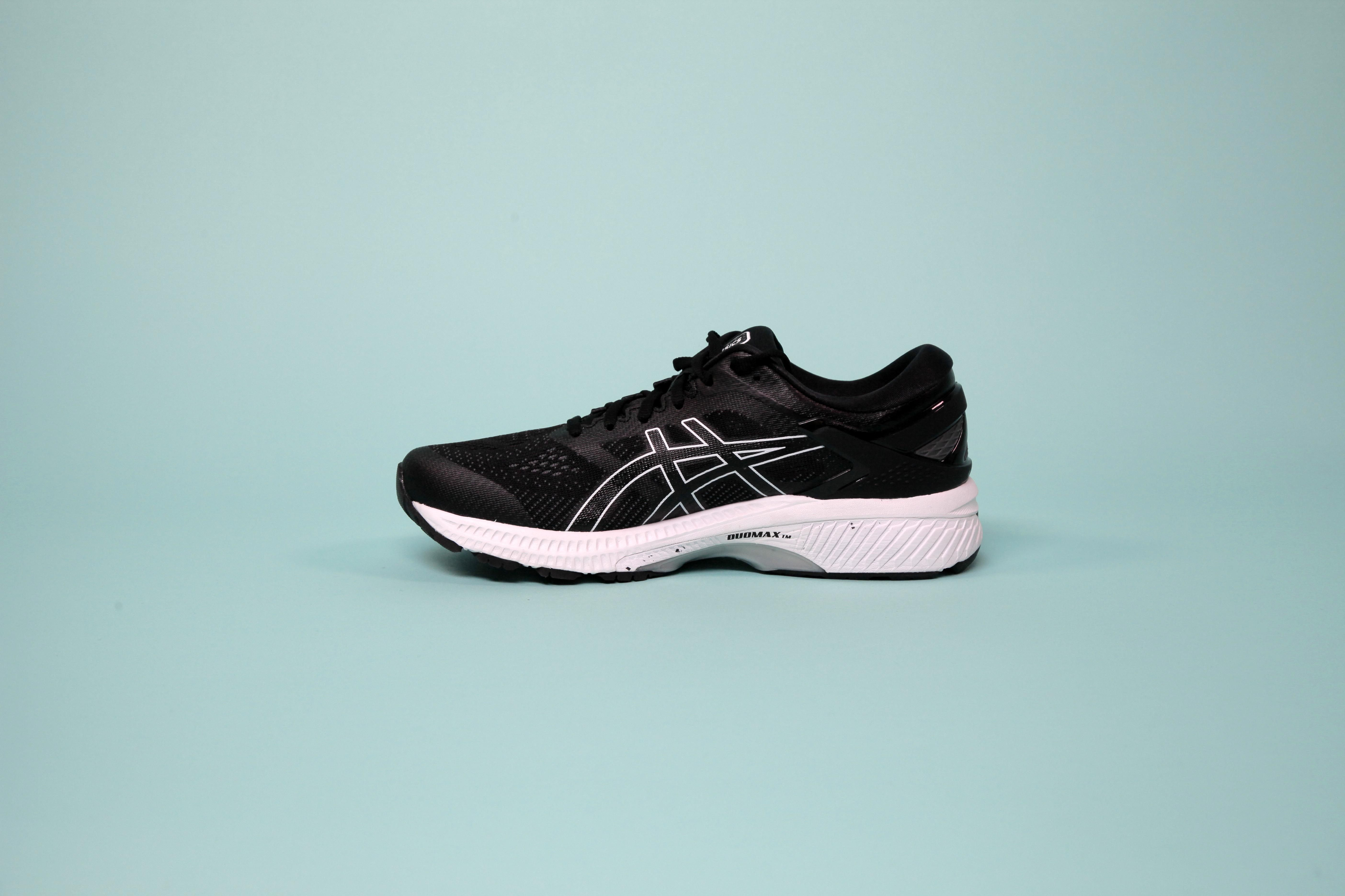 Asics Gel Kayano 26 is a reliable shoe