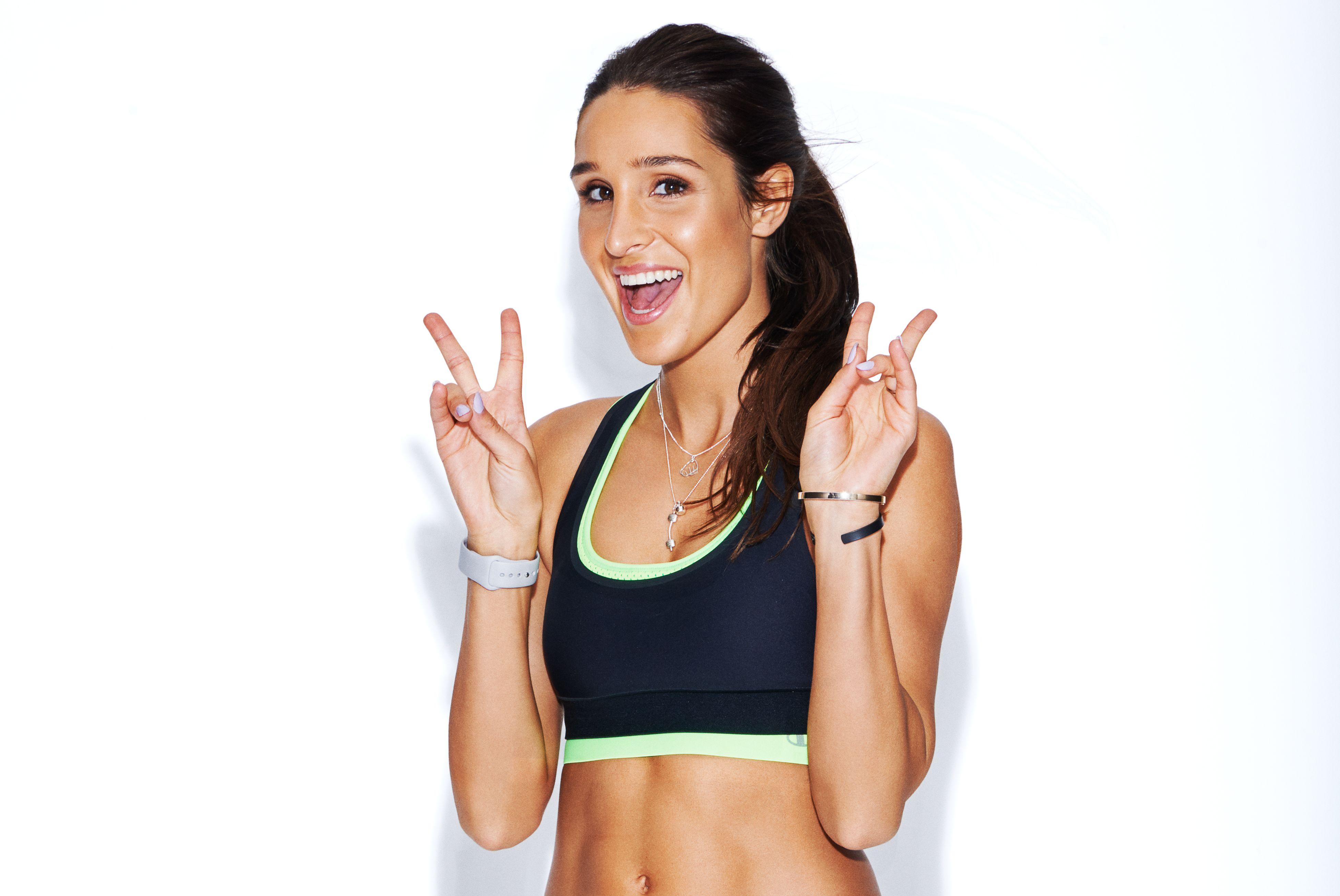 An Easy-to-follow Kayla Itsines Full Body Beginner Workout