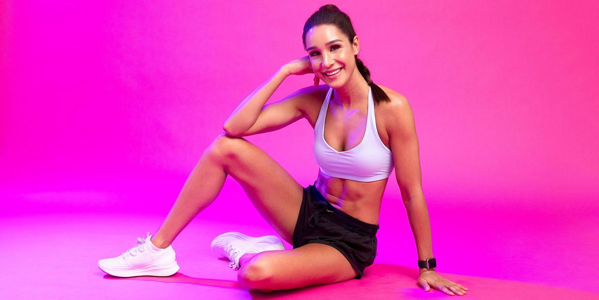 Sculpt Abs of Steel with this 30-Day Plank Challenge from Instagram Fitness Star Kayla Itsines