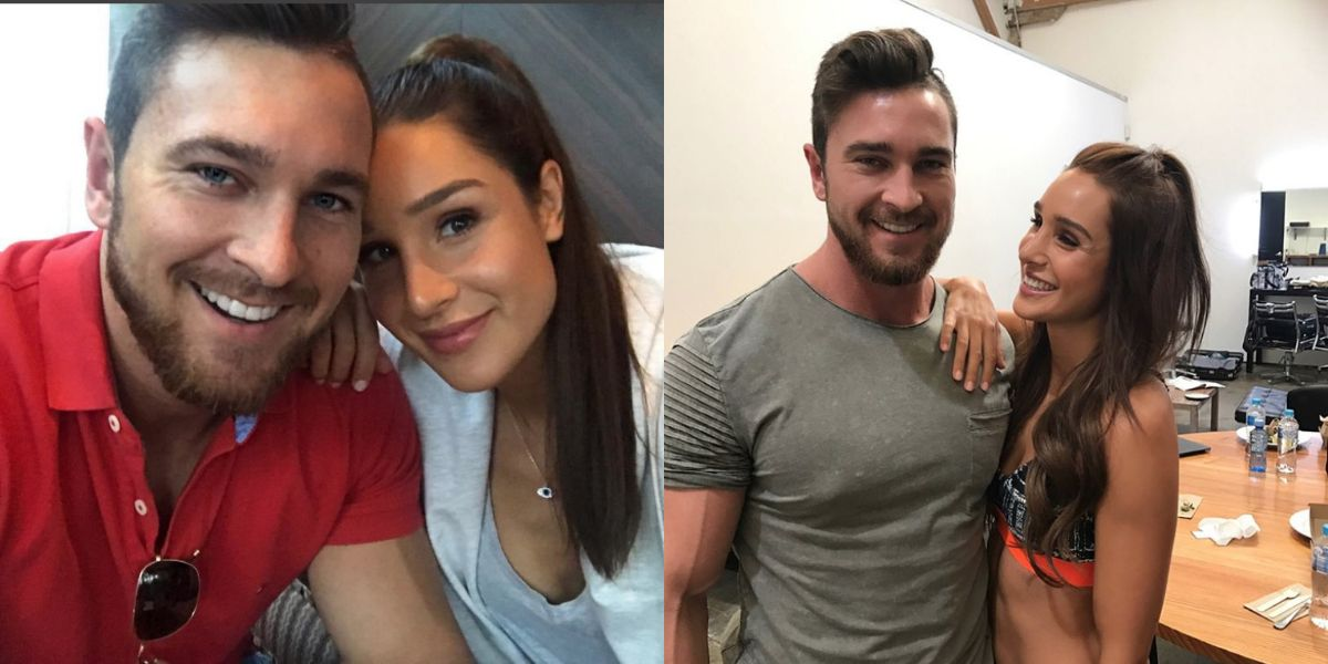 Kayla Itsines engaged to Tobi Pearce