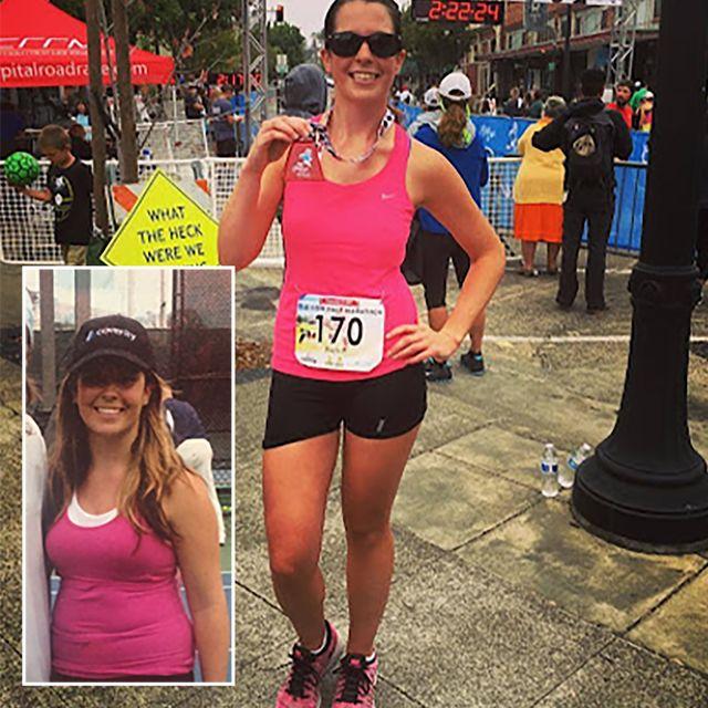 kayla schettler how running changed me