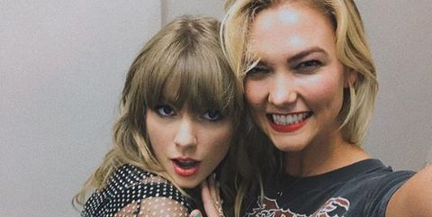 Karlie Kloss Gets Honest About Taylor Swift Friendship Fallout Rumors