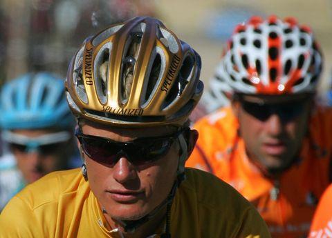 Aleksandr Vinokurov y Jalabert en Mundial de Medio Ironman