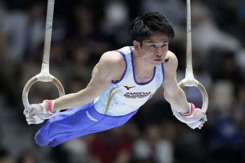 All Japan Artistic Gymnastics Apparatus Championships - Day 2 萱和磨