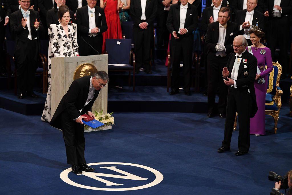 The Nobel Prize Award Ceremony 2017