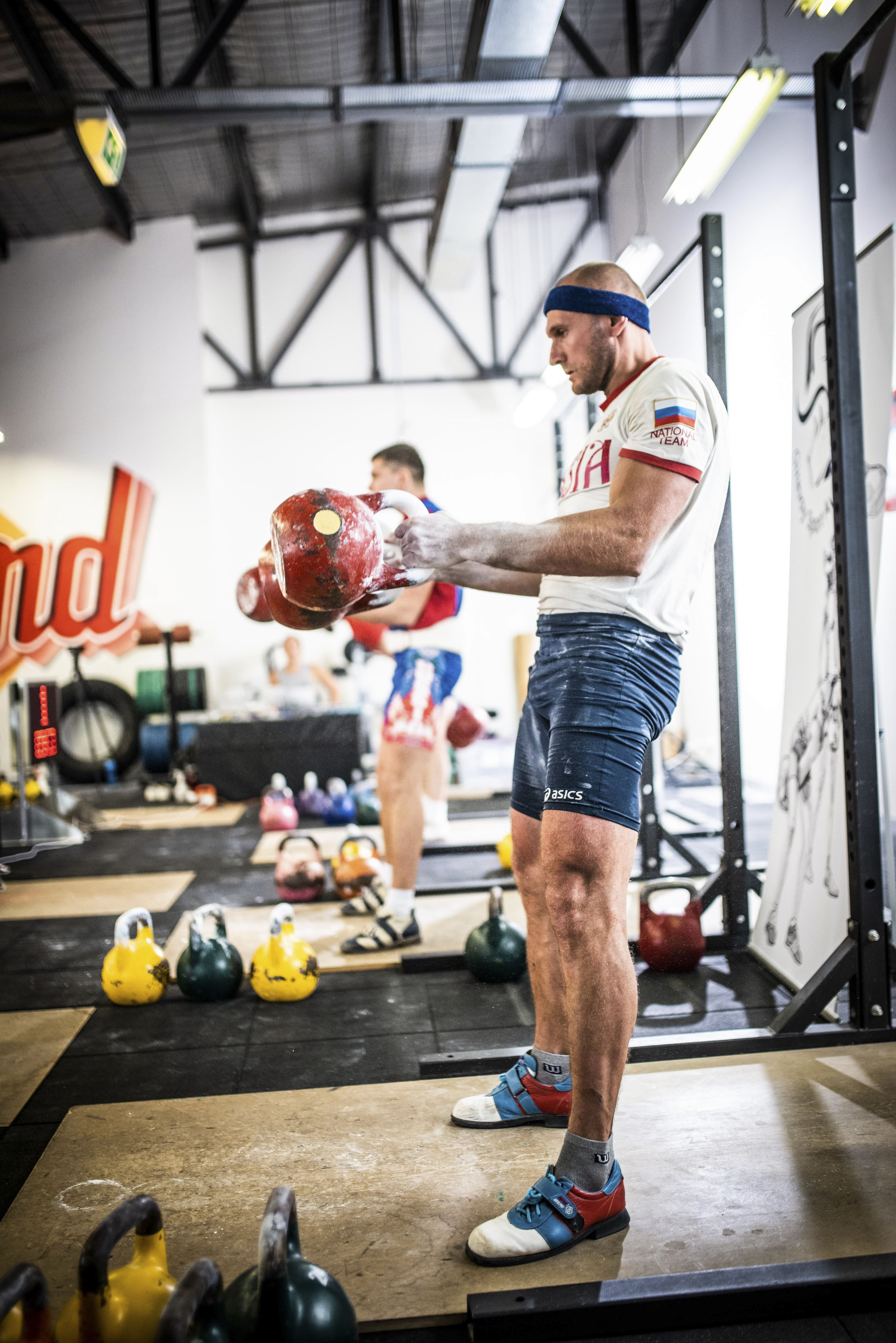 Hell's Bells: Welcome to the Kettlebell World Cup