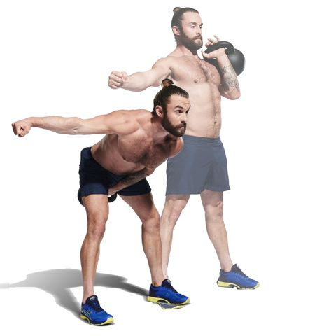 Shoulder, Standing, Arm, Joint, Muscle, Leg, Human body, Fun, Kettlebell, Knee,