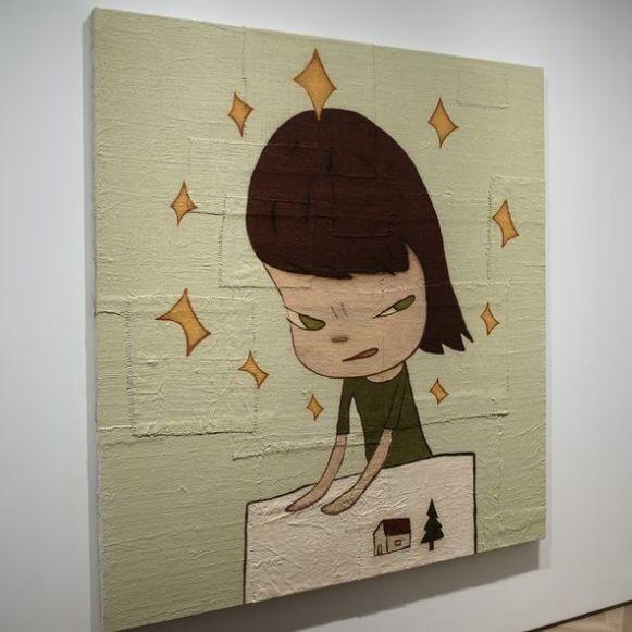 關於奈良美智的10件事!總畫小女孩、打破拍賣市場驚人紀錄、311震災低潮⋯解密當代藝術大師