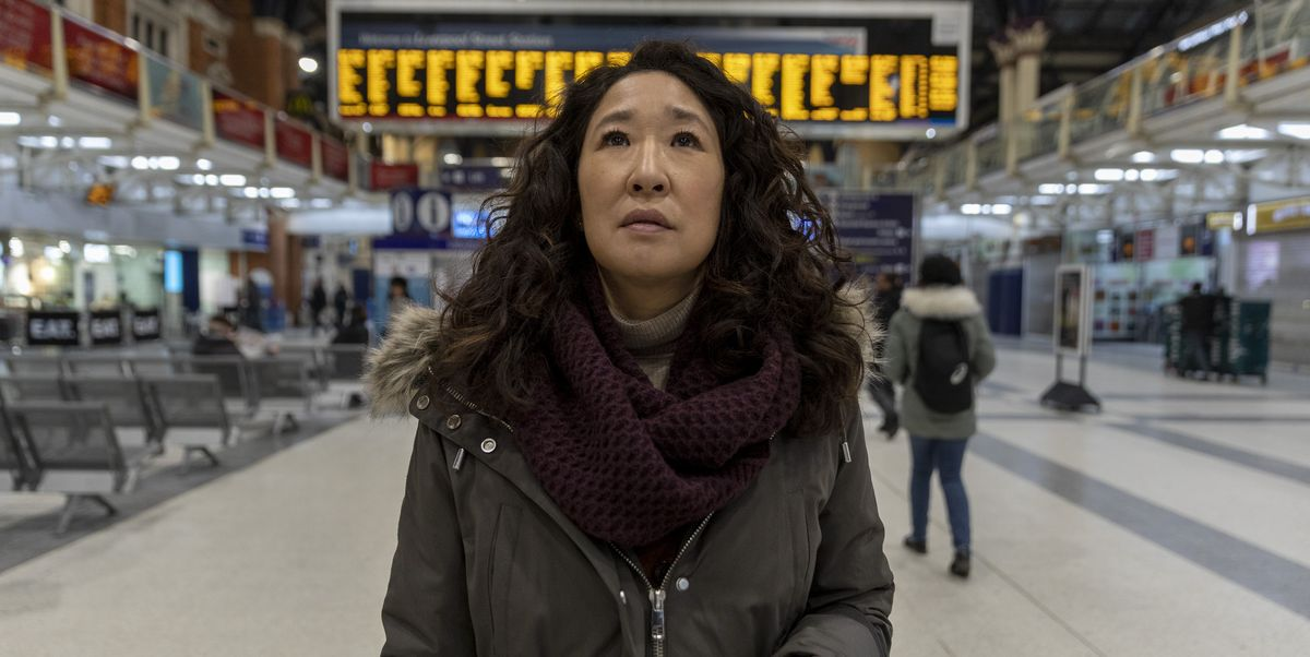 """Filming on the Fourth Season of """"Killing Eve"""" Has Been Postponed Indefinitely"""