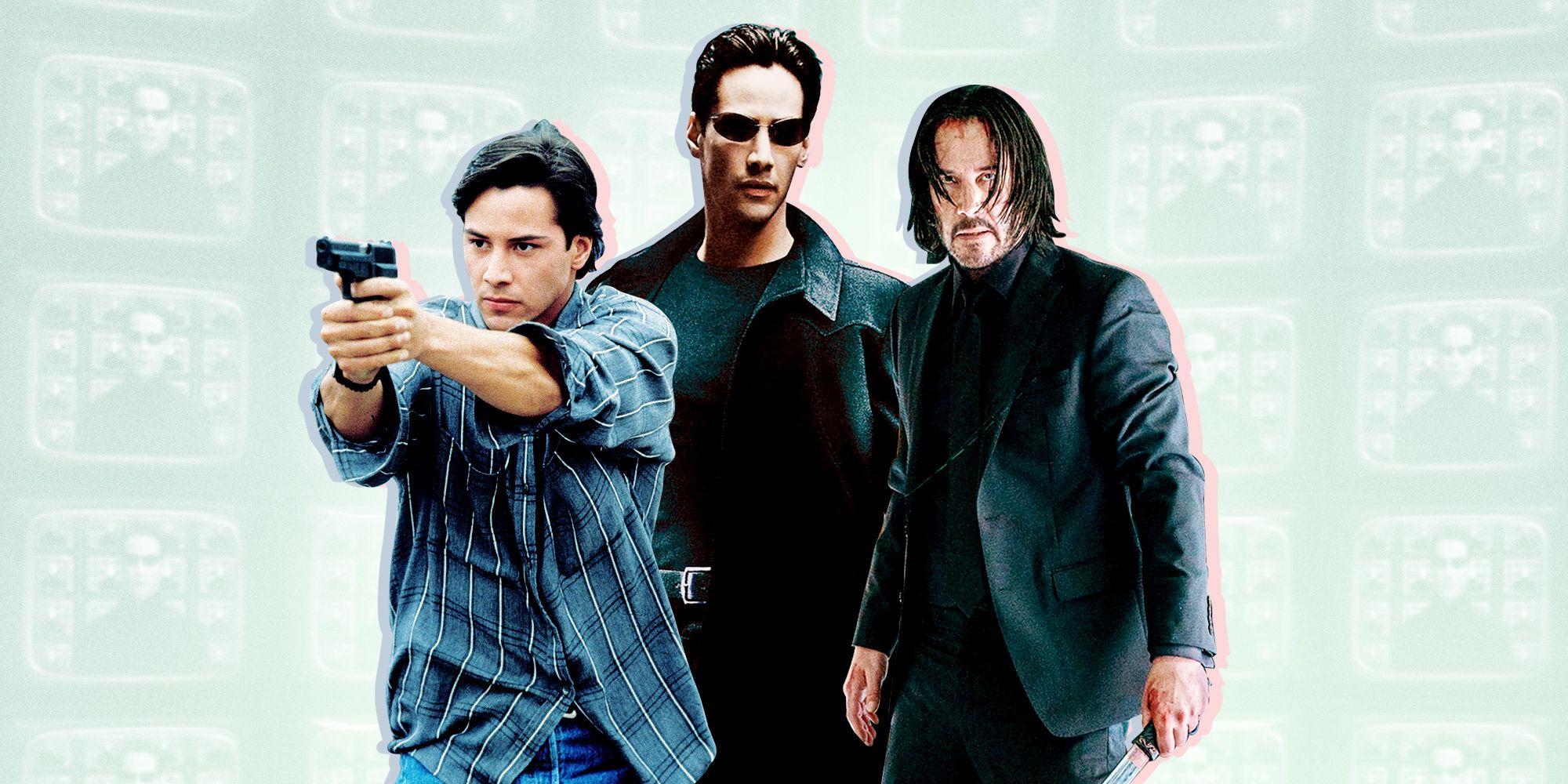 17 Best Keanu Reeves Movies The Best Keanu Reeves Films To Watch