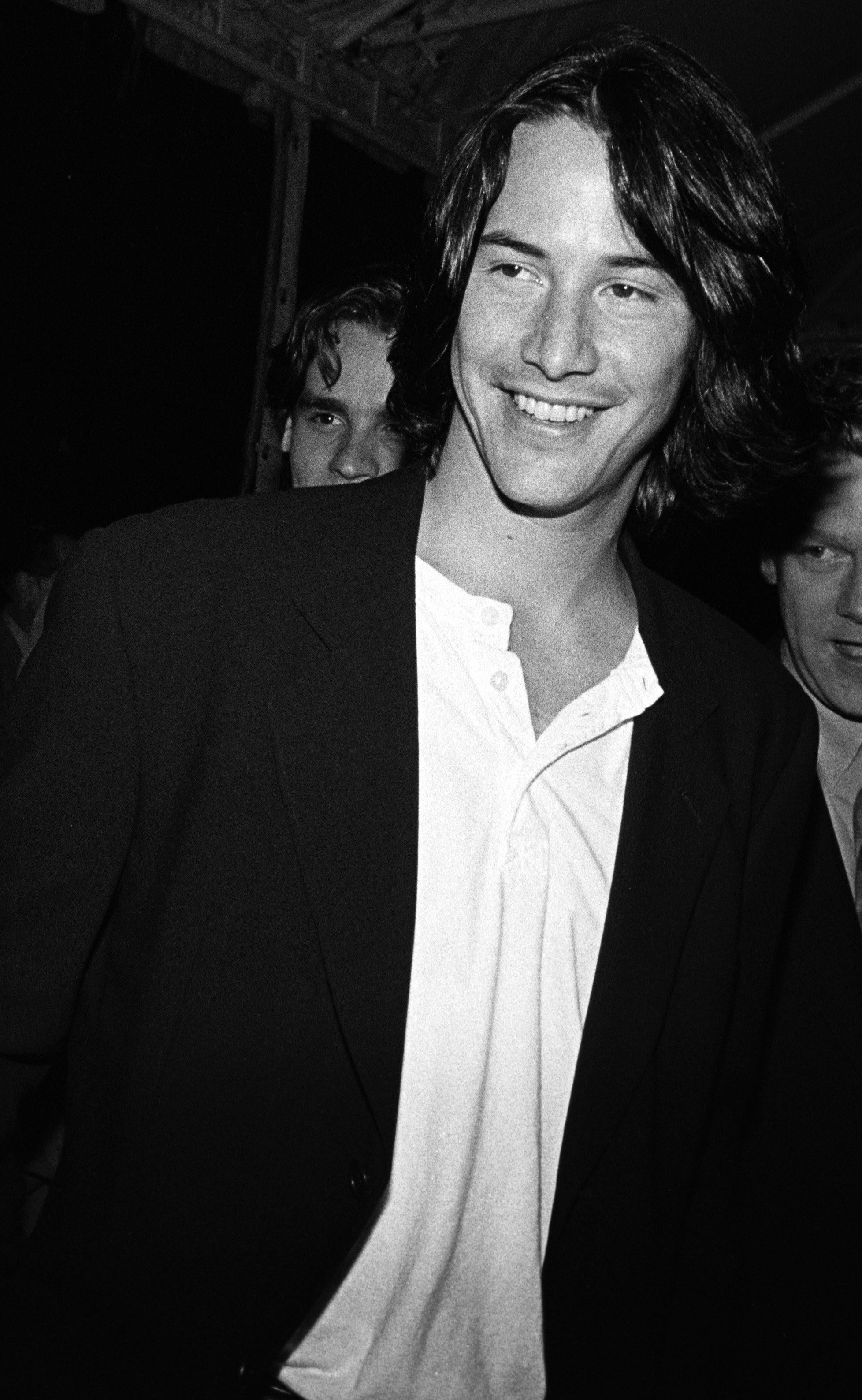 35 Years Of Keanu Reeves Vintage Photos