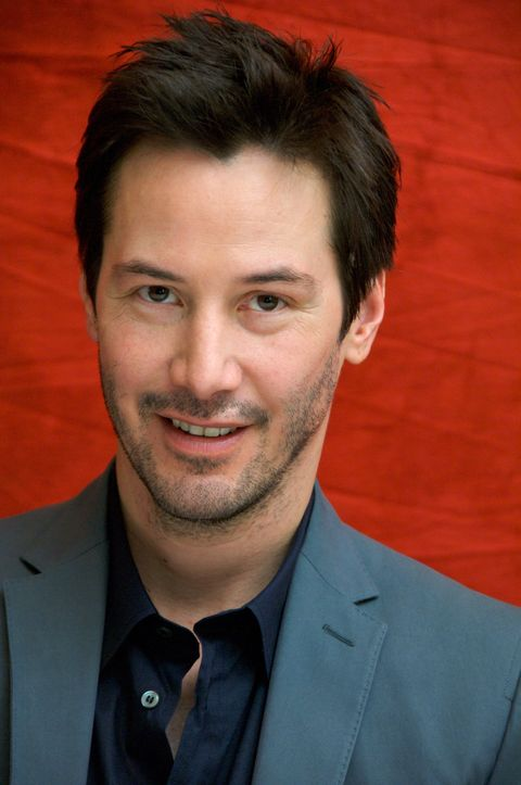 Street Kings Press Conference with Keanu Reeves