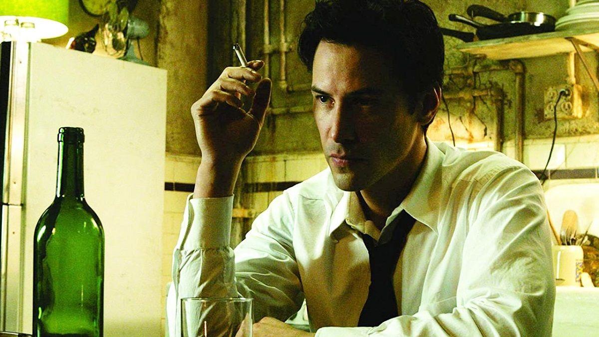 Keanu Reeves como John Constantine