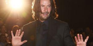 Keanu Reeves fidanzata: chi è Alexandra Grant