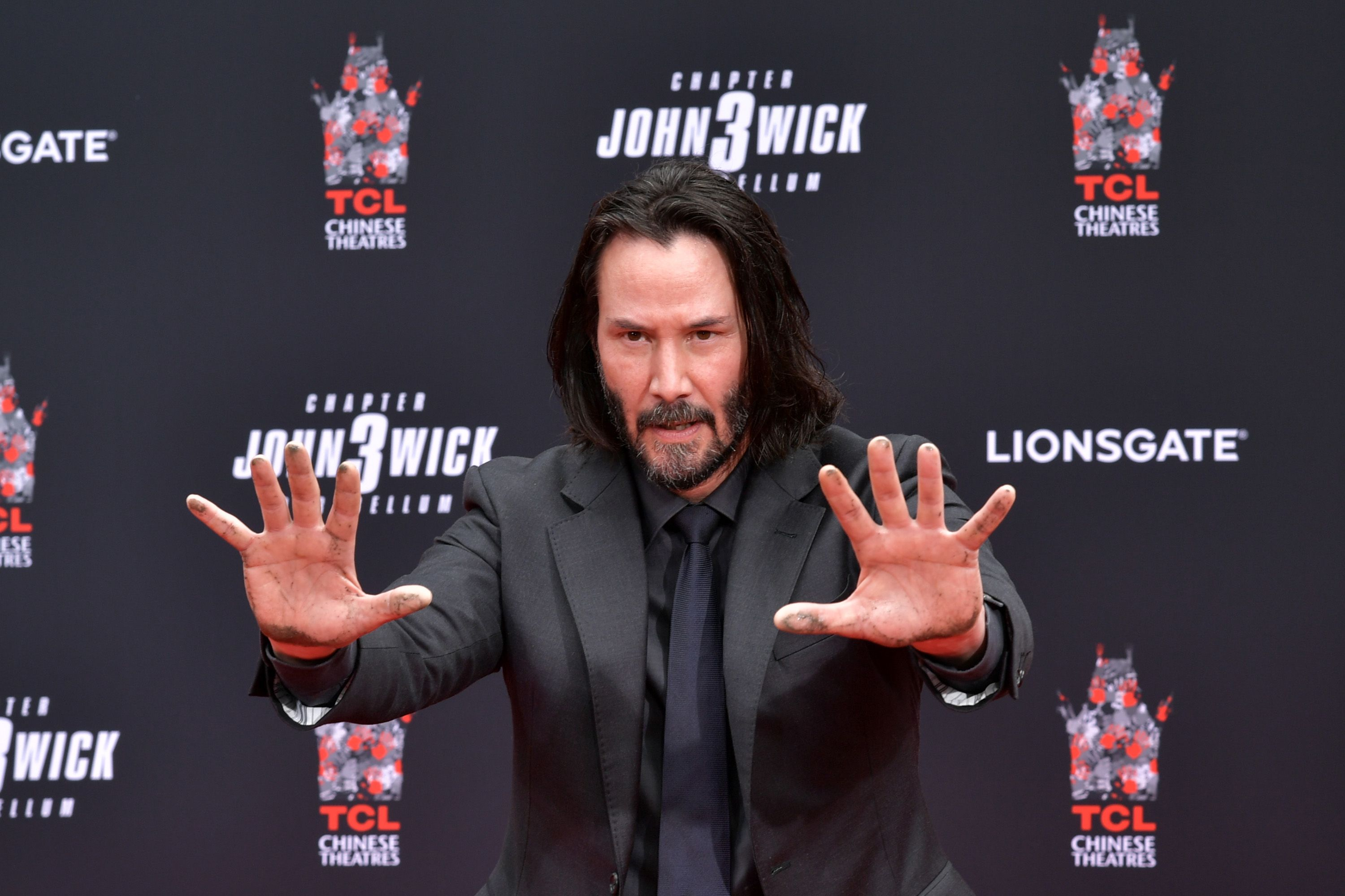 The Keanu-ssance Is Here, and Resistance is Futile