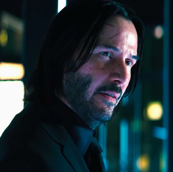John Wick 3 new trailer sees Keanu Reeves quote The Matrix