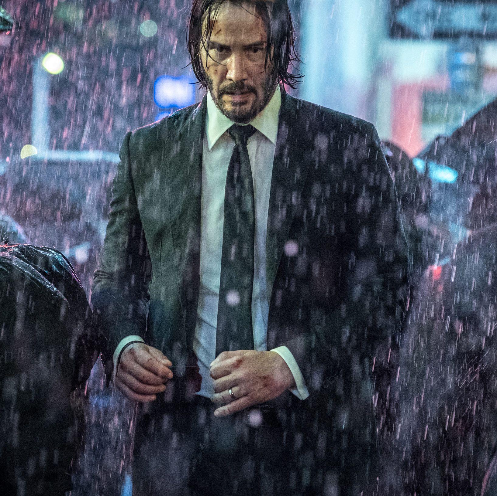 Keanu Reeves As John Wick John Wick Chapter  Parabellum