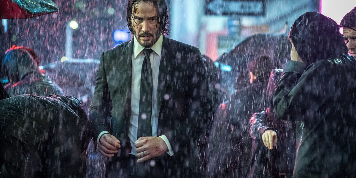 John Wick 4 will 'steal' cut scenes from Parabellum, says director