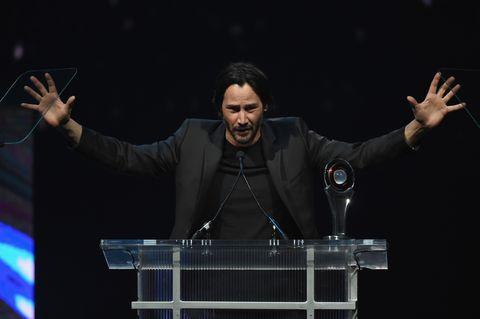 Keanu Reeves y la lista negra de Hollywood