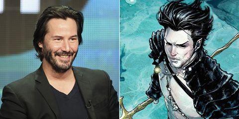 Keanu Reeves Namor
