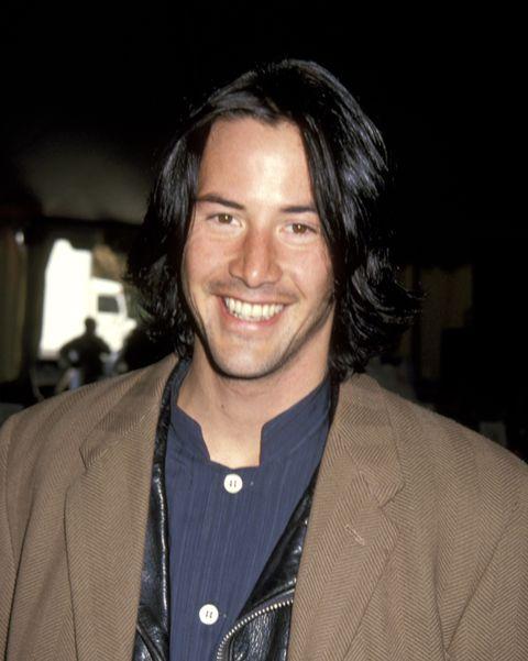 キアヌ・リーヴス イケメン 90年代 ハリウッド 1990年代 90s