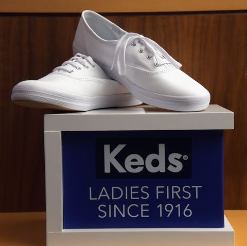 Keds Celebrates International Women's Day With Violetta Komyshan In NYC