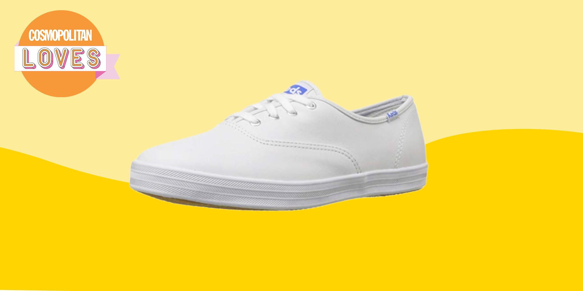 best service 047a3 2d73e Keds Champion Leather Sneakers Review — Best White Sneaker