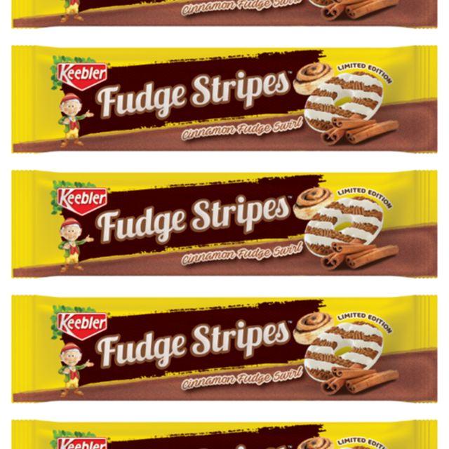 keebler fudge stripes cinnamon fudge swirl cookies