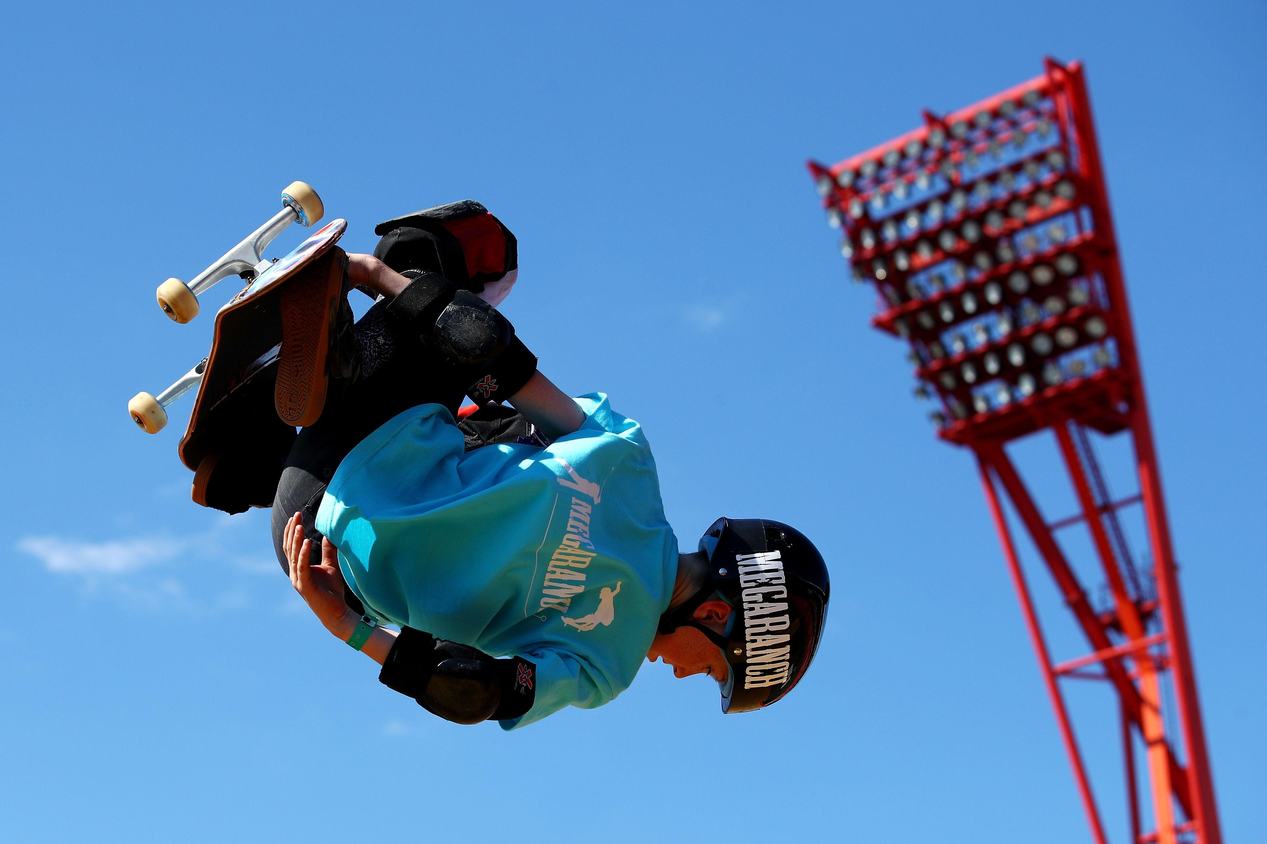 Yuzuki Kawasaki, el niño prodigio del skate que ya apunta a oro en los Juegos Olímpicos