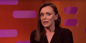 Keely Hawes on The Graham Norton Show