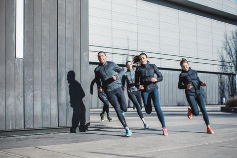 This Philly Running Group Ran Down and Caught a Thief