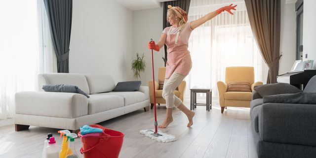 keep your floors sparkling clean
