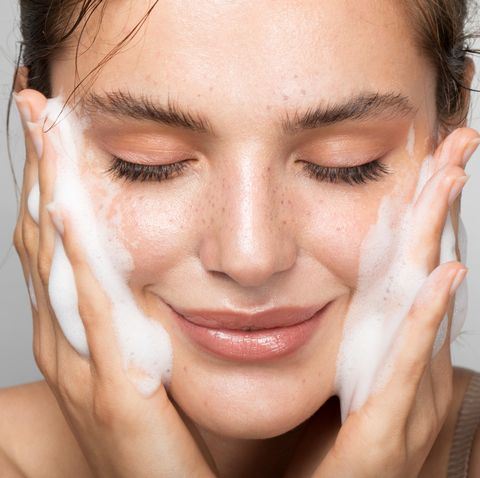 keep your skin clean