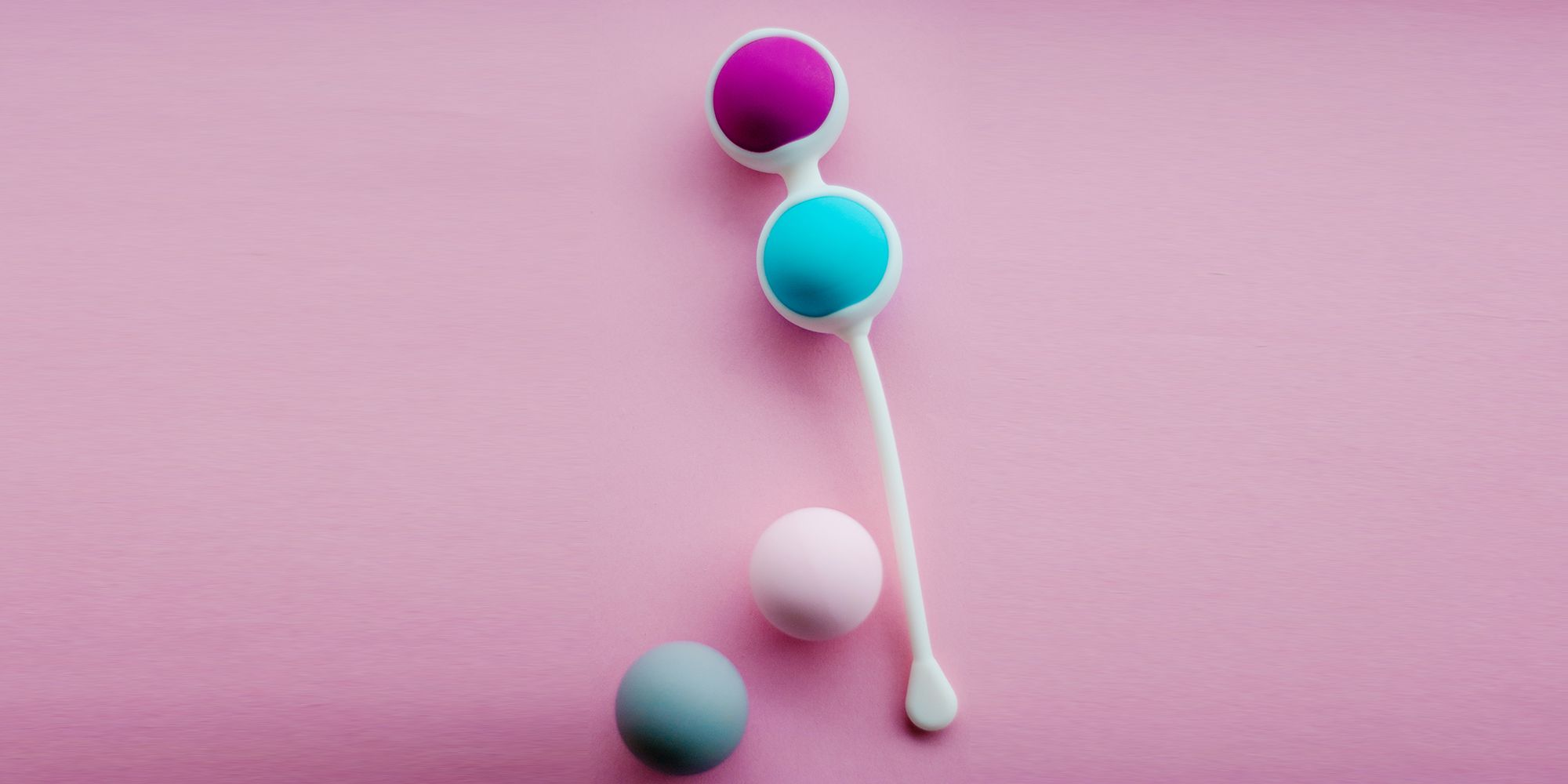 Kegel Balls Are Basically Little Weights For Your Vagina