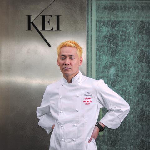 「レストラン・ケイ」小林圭シェフ