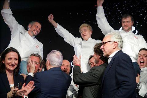 「ミシュランガイド」2020仏版の発表に沸くシェフたち