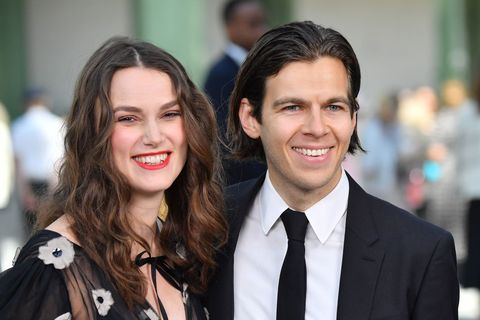 Kiera Knightly reveals her daughter's name 7 weeks after giving birth, and it's lovely