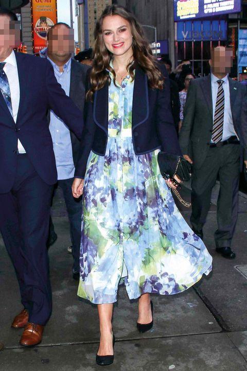 Moda, copia el estilo de Keira Knightley