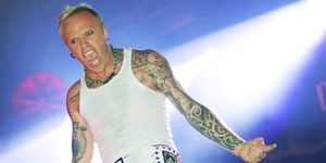 Keith Flint depression