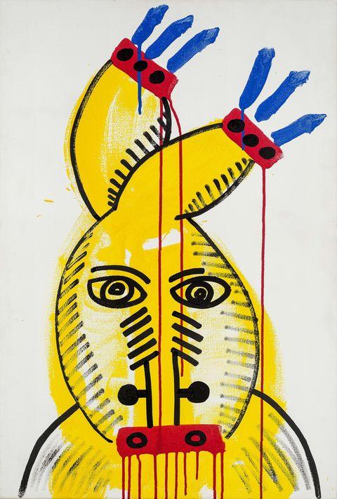 Yellow, Illustration, Art,