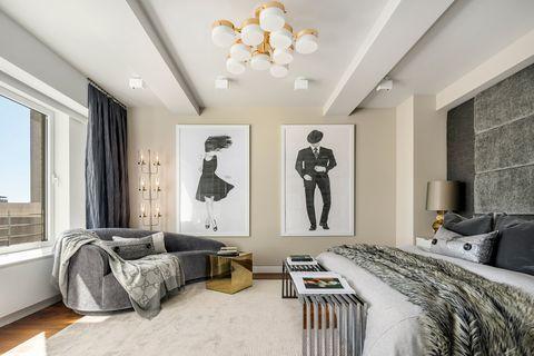 Keith Richards New York Home