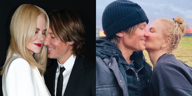 keith urban and nicole kidman fans react to their new instagram